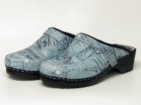 Tr�skor Jeans