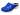 Träskor Flower 5B PU Mellanblå lack